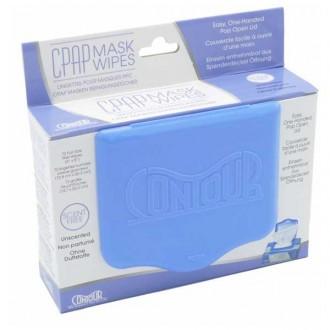 Μαντηλάκια καθαρισμού εξοπλισμού Contour CPAP Mask Wipes