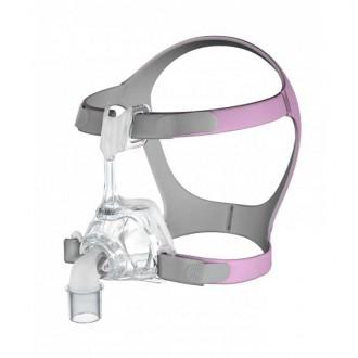 Ρινική μάσκα σιλικόνης ResMed Mirage FX for Her για CPAP