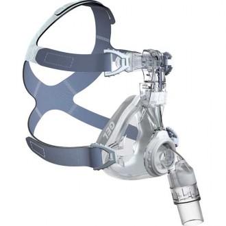 Στοματορινική μάσκα Joyce Silk Gel Full Face για CPAP
