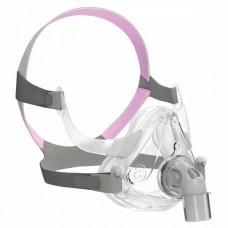 Στοματορινική μάσκα ResMed AirFit F10 for her για χρήση με CPAP και BiPAP