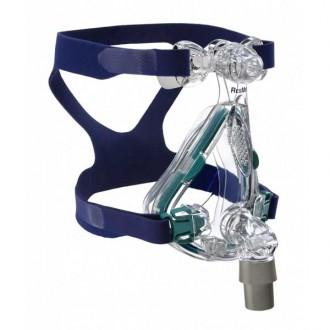 Στοματορινική μάσκα ResMed Mirage Quattro για CPAP
