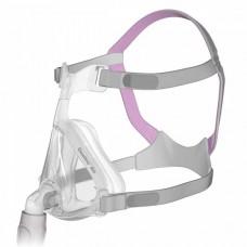 Στοματορινική μάσκα ResMed Quattro Air for Her για CPAP & BiPAP